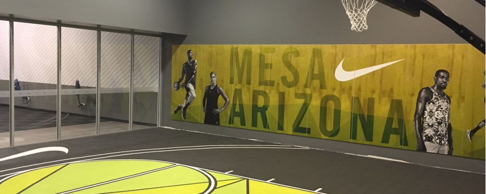 Indoor Basketball Court Builder | Tile Flooring Design & Install