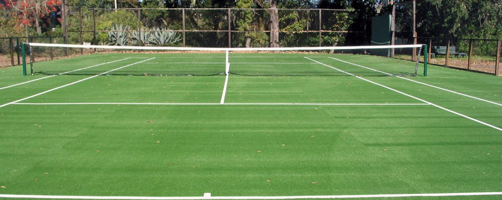 San Jose Tennis Court Builder   Design, Construction & Install